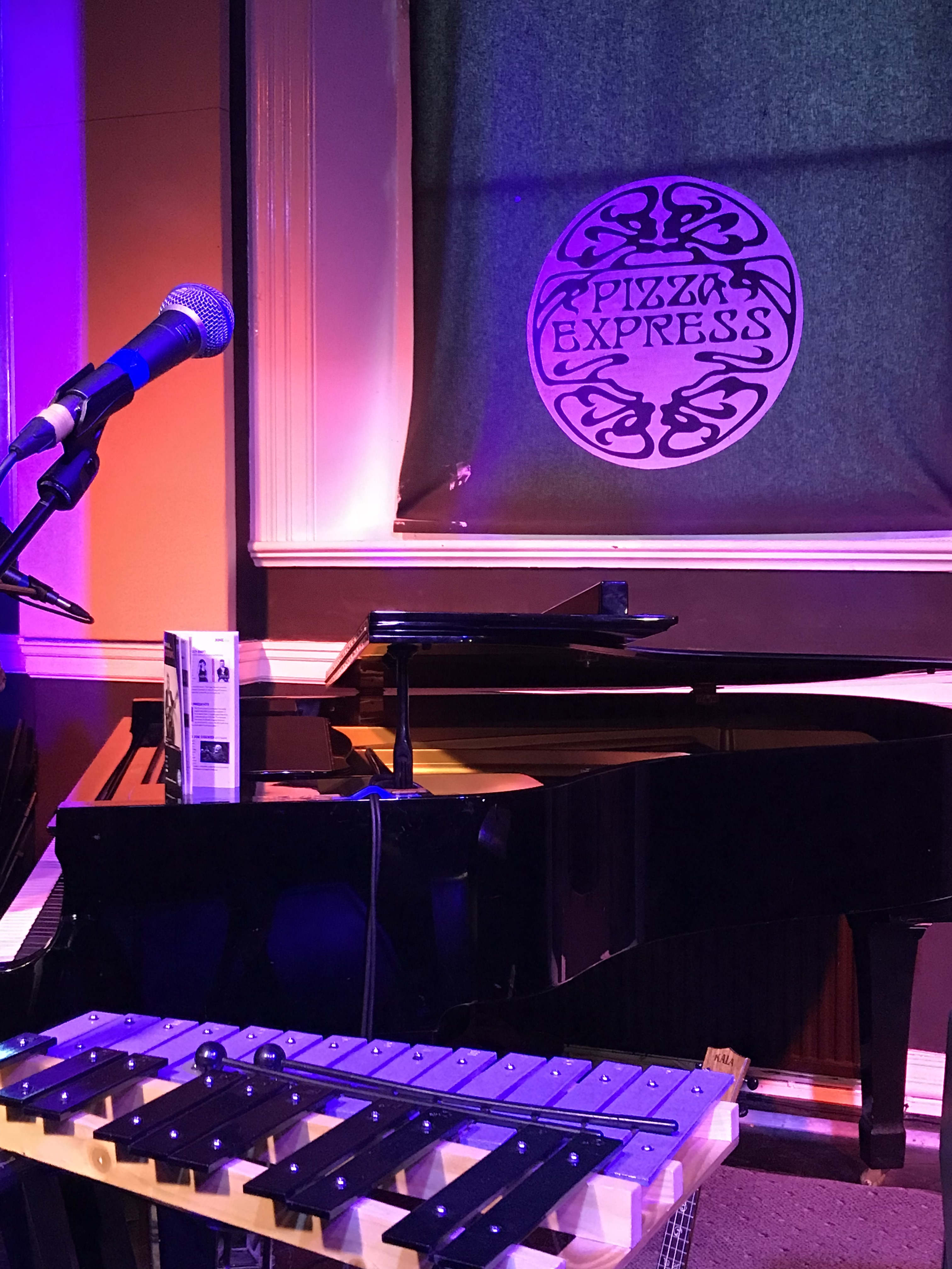 Live Jazz with Pizza Express